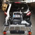 Thule Easybase til transport af Monobuggy 2019 model
